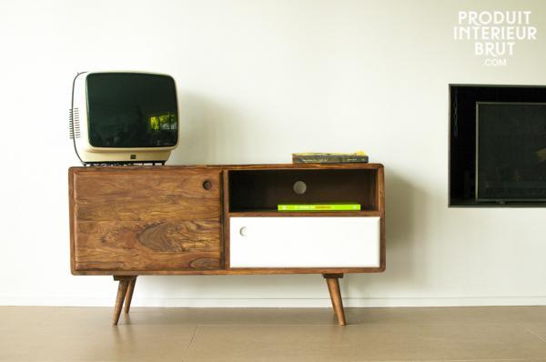 Qualité concrète et esthétique du mobilier « vintage » Produit Intérieur Brut
