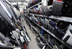 Enlèvement d'épaves et pièces détachées auto à Paris et alentour…